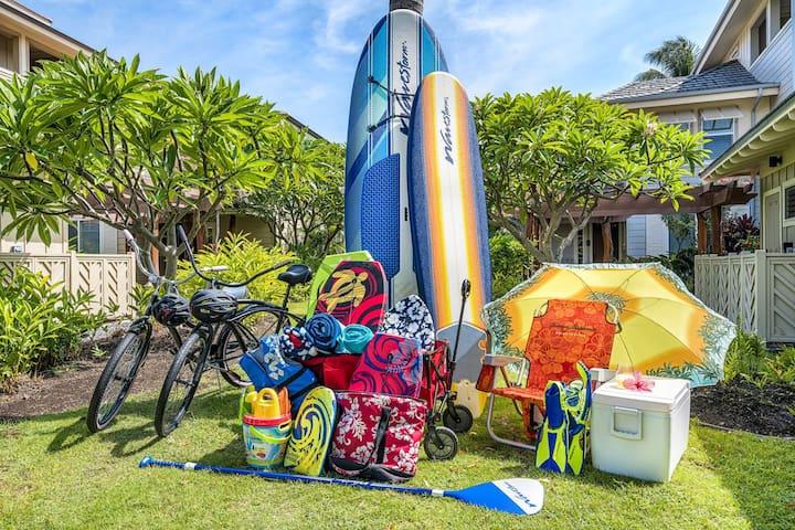 Waikoloa Beach Villa I-23