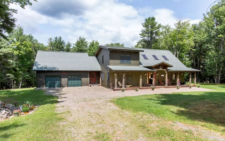 Catskills Lake House- New Listing - East Meredith - Casa