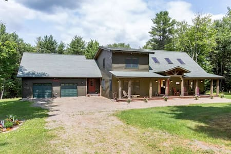 Catskills Lake House- New Listing - East Meredith - 一軒家