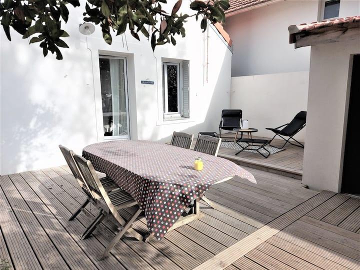 Maison rénovée à Saint-Brévin-les-pins