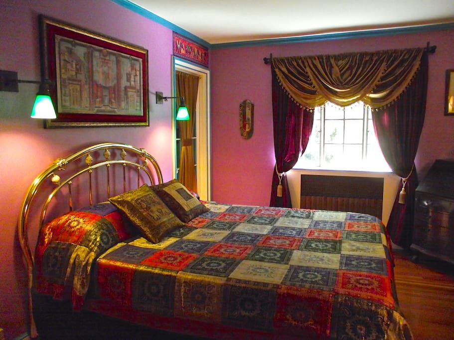 "The ""Merchant of Venice"" room."