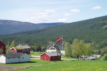 Bakken Gård, Unset, Rendalen