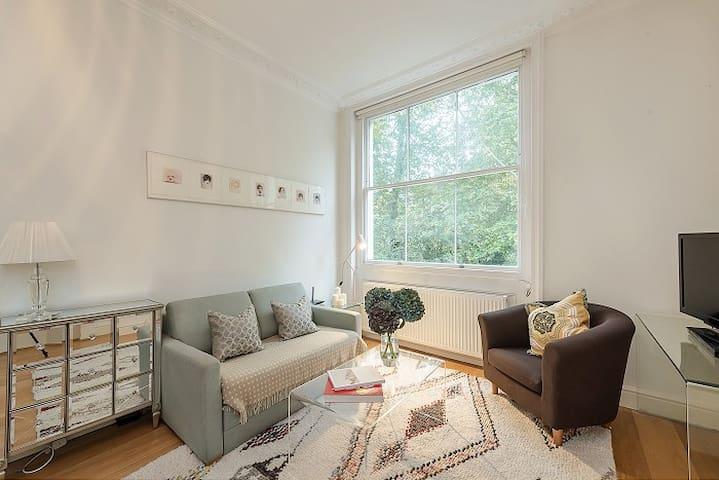 Stylish Kensington Apartment