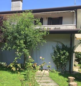 Grandma Francesca's home near Venice Italy