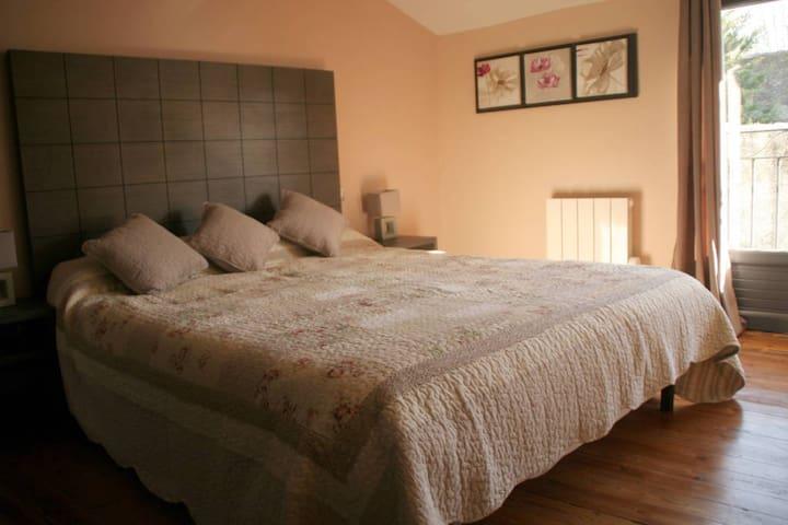 chambre 2 1 lit double en 160