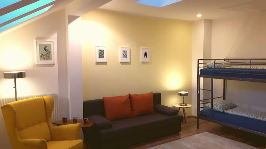 Road House Apartments Vienna - Urban Sky Lounge
