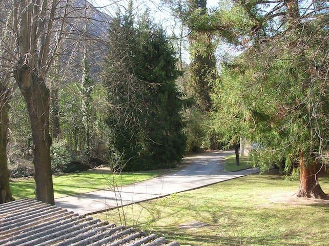 au coeur de l'ariège au calme - Tarascon-sur-Ariège - Apartament