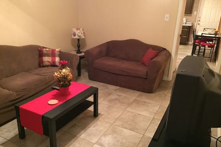Comfy apartment, near Fort Hood! #1 - Lakás