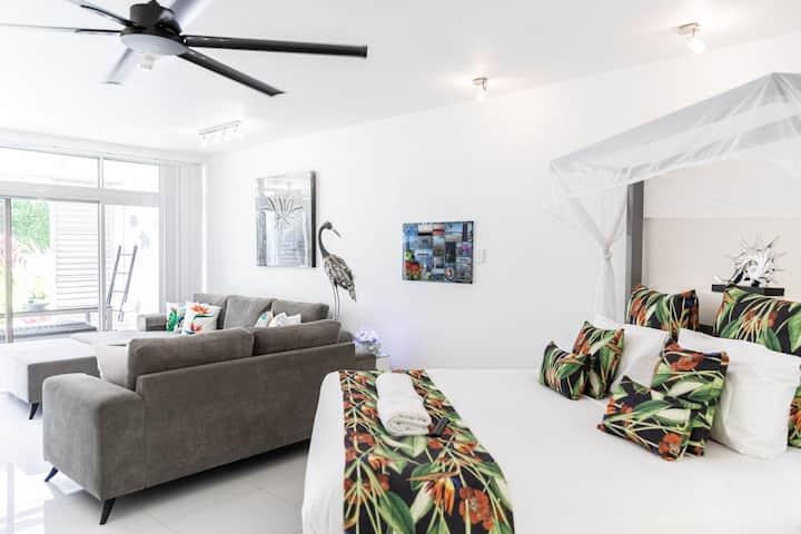 Lotus Suite | 1 Bedroom | Water Garden Views