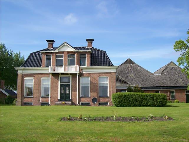appartement in Groninger boerderij - Pieterburen - Appartement