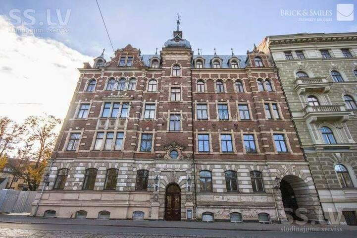 Rooms in vintage charm flat, Rīga - Ryga - Apartament