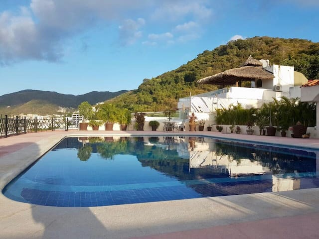 ¡INCREIBLE VISTA DE ACAPULCO!