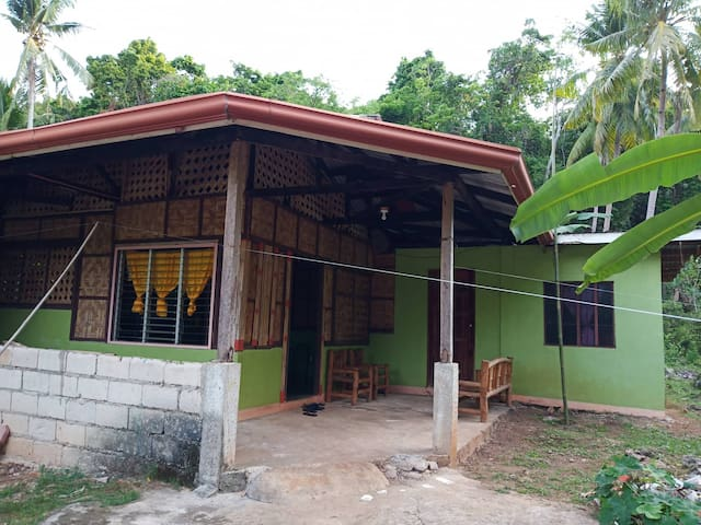House Kubo For Rent in Tudela, Camotes