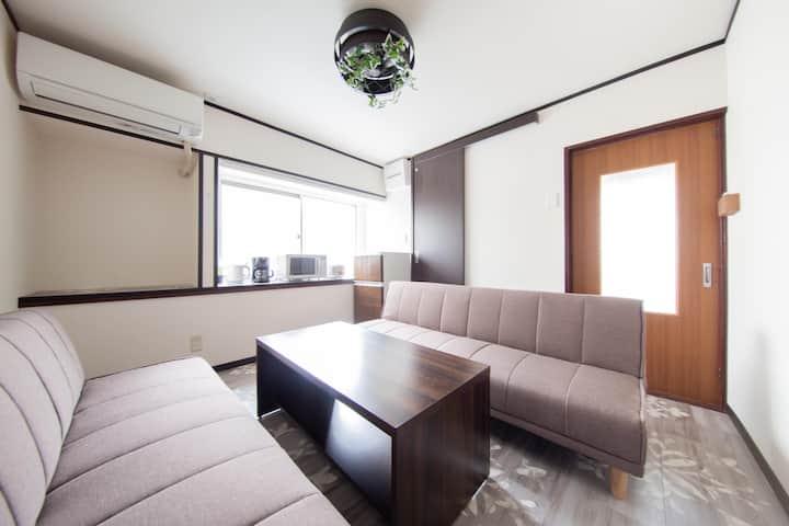 大阪市此花区 USJの近く~充実設備でゆったり空間~NexStay House Osaka West