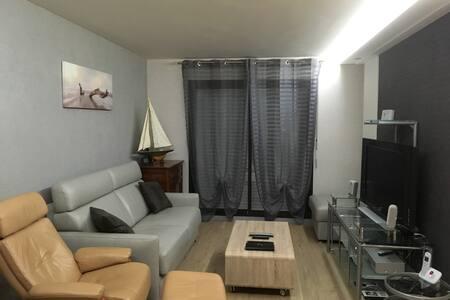 T2 46 m2 près du port, du centre historique - Vannes - Appartement