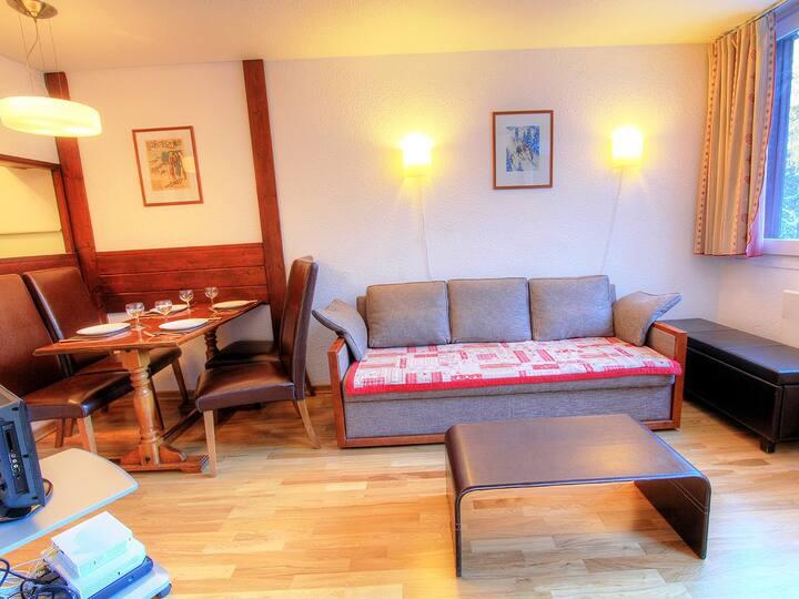 Chamois A Chamonix centre apartment