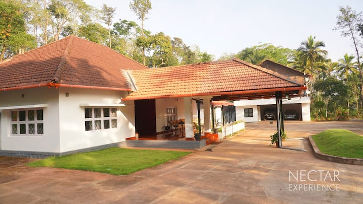 Cardamom Suite - Woodland Bungalow/Coorg/India