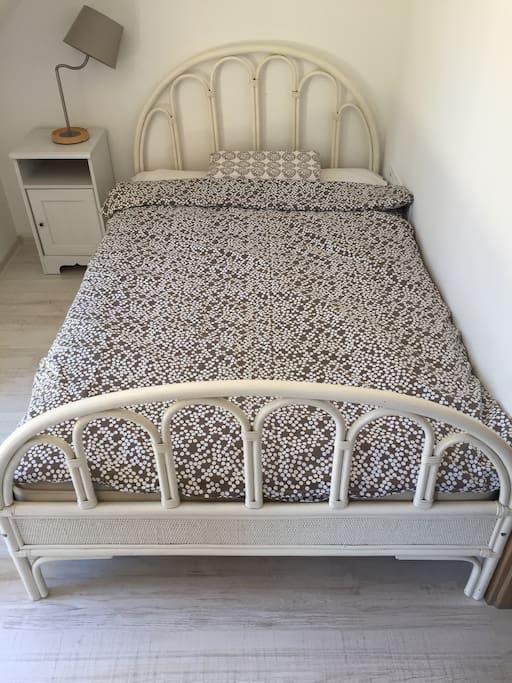 Mała sypialnia na max. 2 osoby