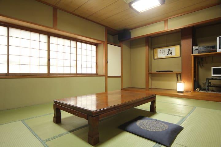 Totaro : a Japanese Minshuku with breakfast - Ena-shi - Ryokan (Japan)
