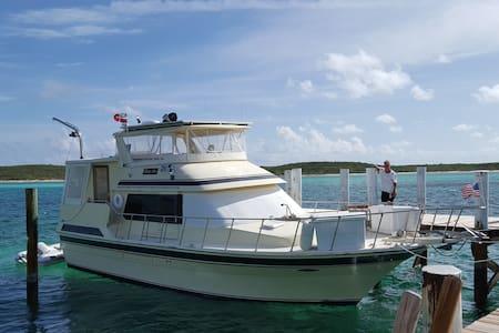 Fabulous Private Motor Yacht in Stuart Entire Boat - 斯圖爾特(Stuart) - 船