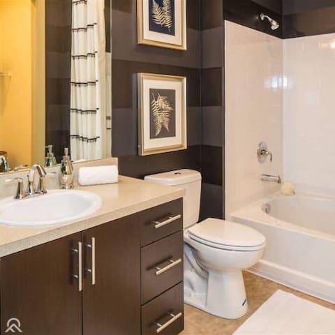 Atlanta Buckhead Luxury Loft