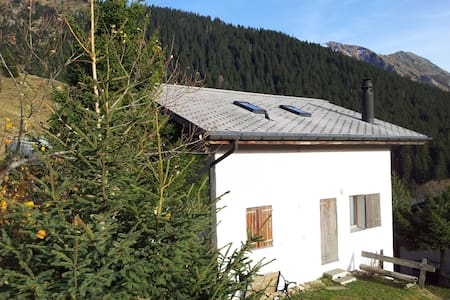 Mountain House im Tessin, Carì, skiing + bike area