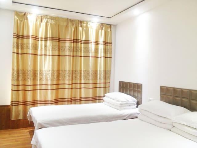长白山舒馨旅馆 - Baishan - Bed & Breakfast
