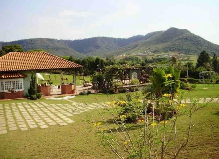 Private Guest House Chacara Recanto Zen, São Pedro