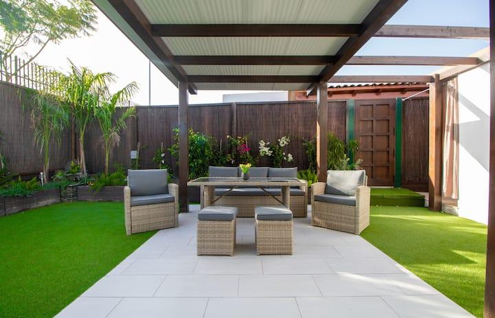 Amazing Villa With Beautiful Garden Portos