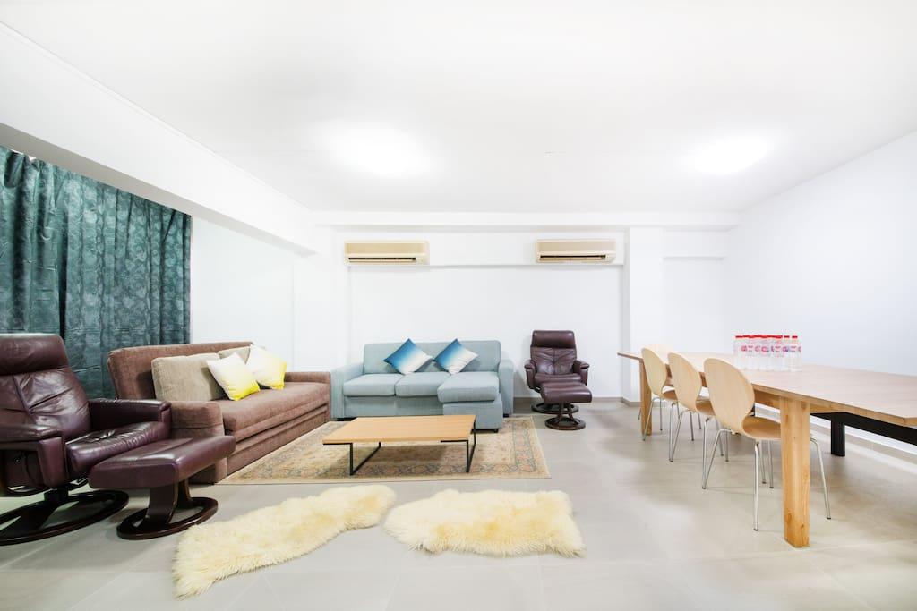 Duplex Storey Penthouse