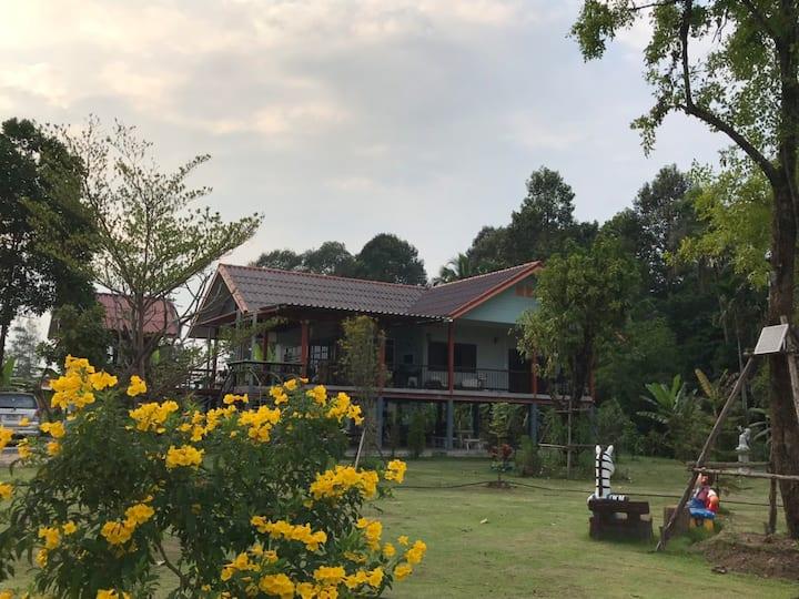 """Baan Krai Wha"" บ้านใครหว่า or ""Whose house"""