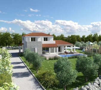 Sunrise Villa with pool in authentic environment - Šibenik - Villa