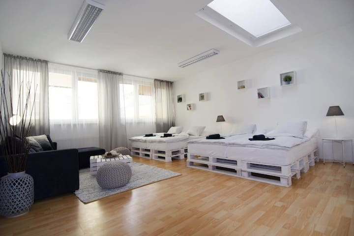 ❀Holiday House 14min. away from Wenceslas Square2❀