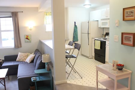 Charming apartment within blocks of Space Needle! - Сиэтл