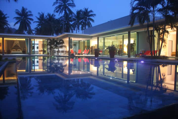 Luxury - 3 Bedroom pool Villa for rent