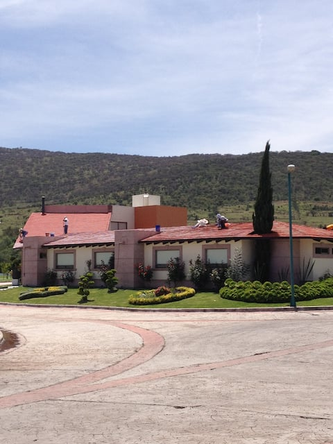 Casa tipo hacienda Cantalagua