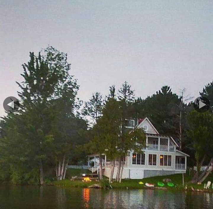 Clam Lake Cottage