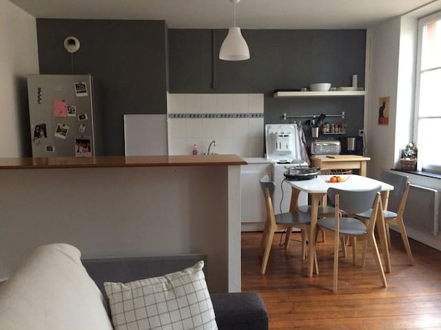 Appartement entier à Thionville centre - Thionville - Apartemen