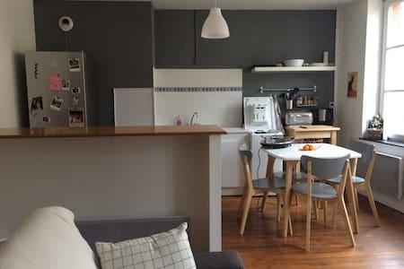 Appartement entier à Thionville centre - Thionville - Leilighet