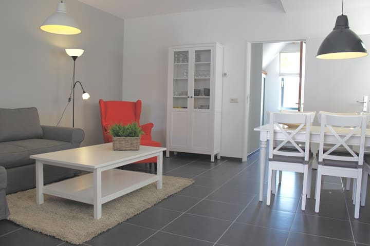 Holiday Apartements Zuid in Ouddorp Weststraat