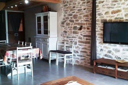 Gîte dans mas cévenol Alès en Cévennes - Saint-Julien-les-Rosiers - House