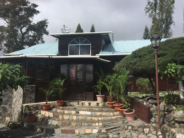 La Cabaña de Papa Lucho Casa Branca - Boquete - House