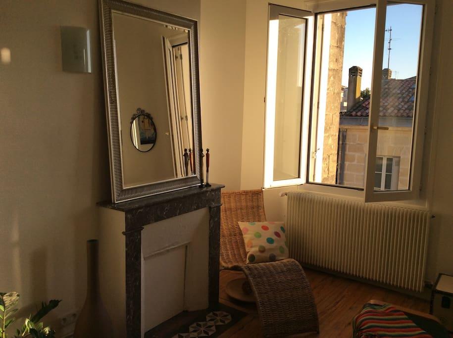 Charmant Bordeaux Schlafzimmer ~ Charmant deux pièces aux chartrons appartements à louer