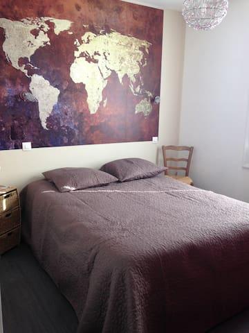 chambre chez particulier - Saintes