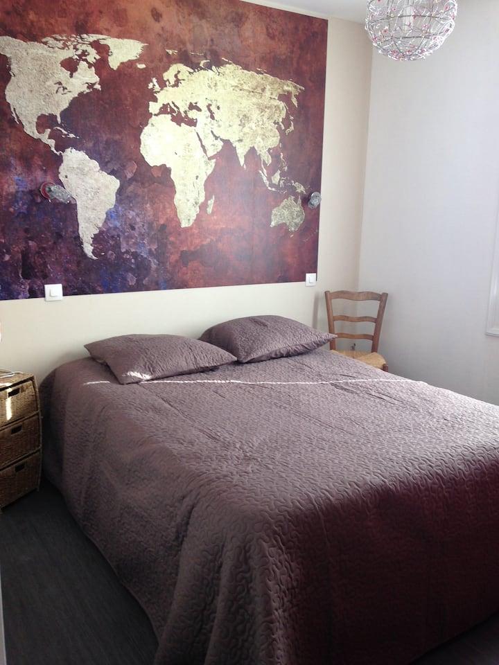 chambres chez Alison