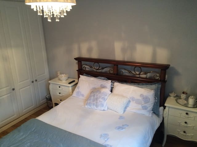 Cozy Relaxing Blue Room - Ballybane - Dom