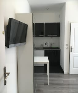 Studio renové 5 min centre ville - Apartment