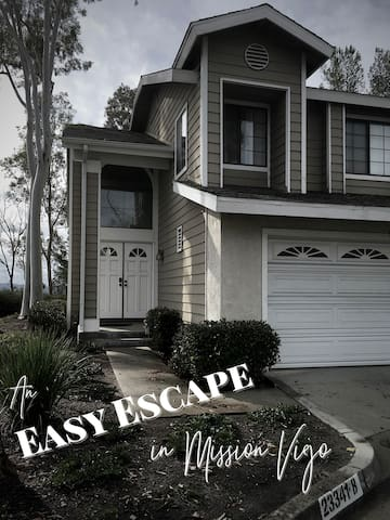 An Easy Escape in Mission Viejo w/ Private Room A - Mission Viejo