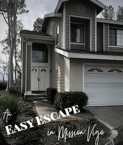 An Easy Escape in Mission Viejo w/ Private Room A - Mission Viejo - Casa