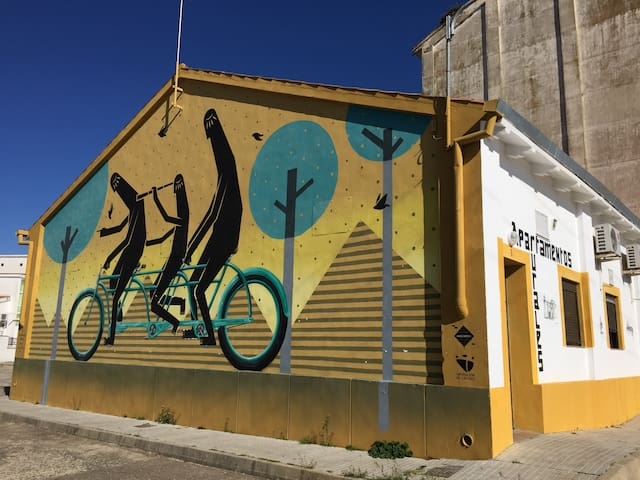 Apartamentos El Silo. A 15 min de Cáceres. Nº2 - Torremocha - Appartement
